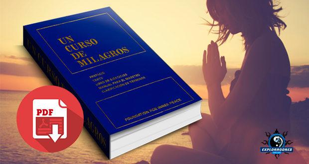 """Descarga Libros De """"Un Curso De Milagros"""" Formato PDF"""