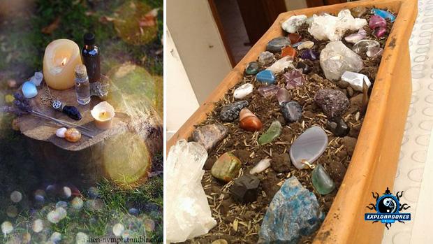 Da amor a tus cuarzos piedras y cristales exploradores - Piedras de luz ...
